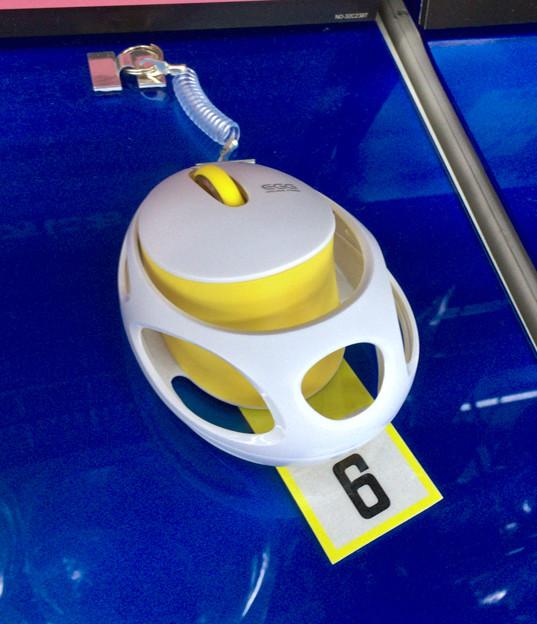 夏涼しい(?)ELECOMの変わったワイヤレスマウス「M-EG30DR」 - 1