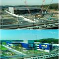 オープン1ヶ月前と9ヶ月前の「IKEA(イケア)長久手」- 3