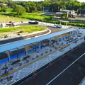 リニモ公園西駅 - 1:まだ整備途中の公園南口