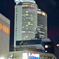 Photos: 名鉄百貨店の上に巨大なパラボラ!? - 2