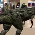 写真: 3Dモデル共有サービス「Sketchfab」公式アプリ - 76:3DモデルをAR!(ディロフォサウルス)