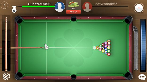 ビリヤードアプリ「8 Ball - Kings of Pool」 - 6