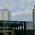 写真: グローバルゲートから見た名駅ビル群 - 13