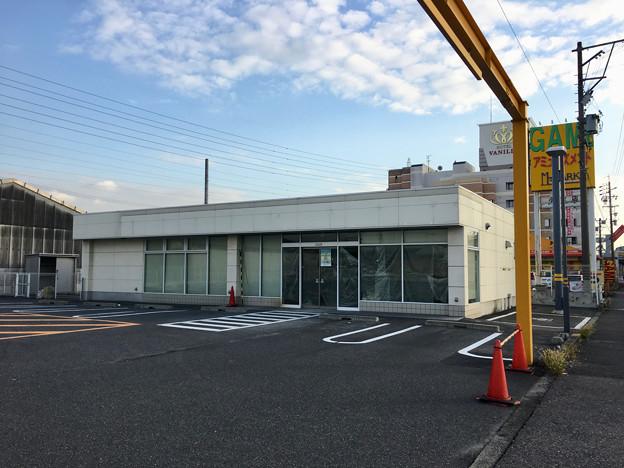 先月いっぱい(2017年9月)で閉店してた「ファミリーマート小牧インター店」
