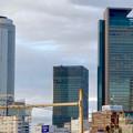 Photos: Twitterヘッダー画像:グローバルゲートから見た名駅ビル群 - 1