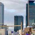 Photos: Twitterヘッダー画像:グローバルゲートから見た名駅ビル群 - 3