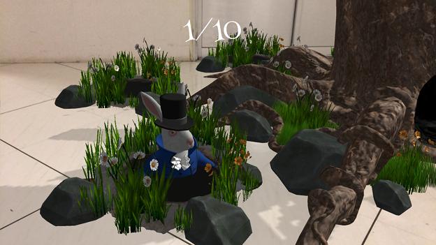 『不思議の国のアリス』を題材にしたミニゲームアプリ「Alice in Wonderland AR quest」 - 7