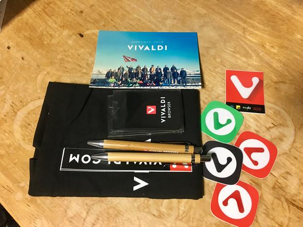 Vivaldi公式アカウントのフォロー&RT企画プレゼント - 5