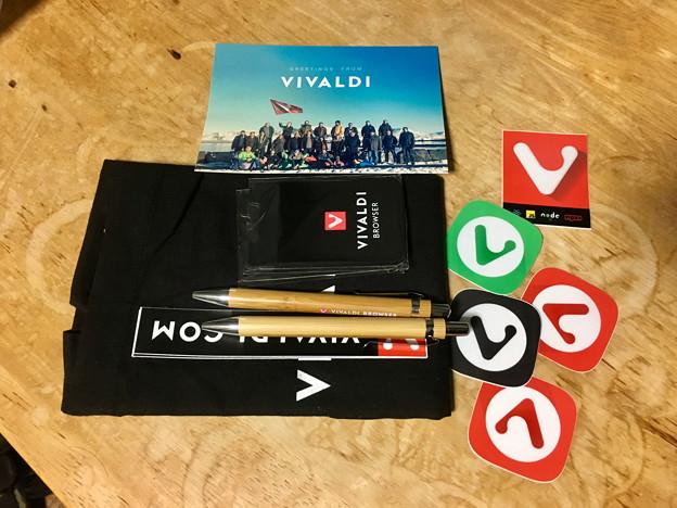 Vivaldi公式アカウントのフォロー&RT企画プレゼント - 6