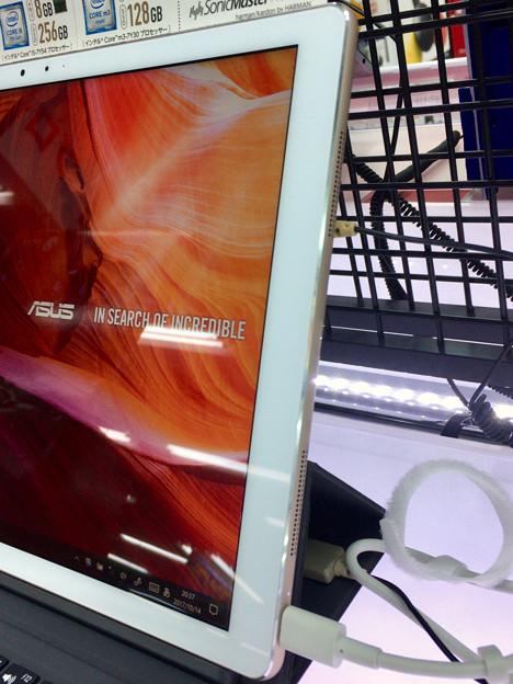 高解像度で手頃な価格のASUSのタブレット型PC「TransBook 3 T305CA」 - 3