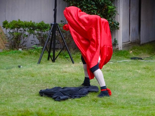 大須大道町人祭 2017 No - 18:シュールな…ダルマ!?