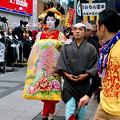 Photos: 大須大道町人祭 2017 No - 90:夜のおいらん道中