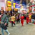 Photos: 大須大道町人祭 2017 No - 92:夜のおいらん道中