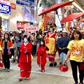 Photos: 大須大道町人祭 2017 No - 93:夜のおいらん道中
