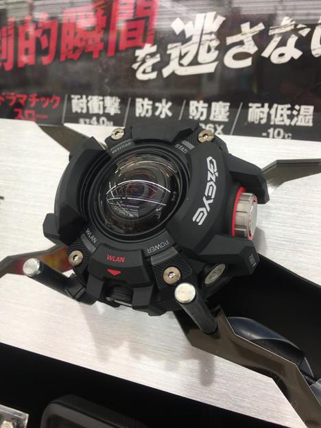 Casioのアクションカメラ「GZE-1」 - 2