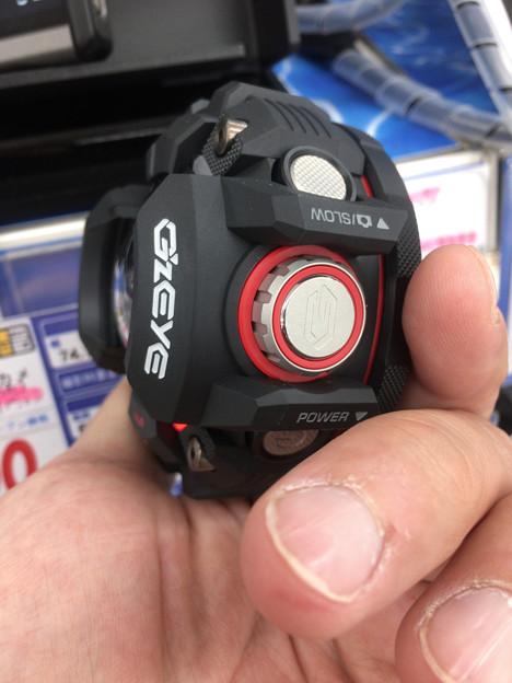 Casioのアクションカメラ「GZE-1」 - 4