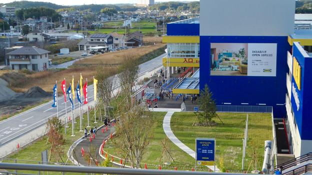 写真: オープン1ヶ月後でも大勢の人で賑わう「IKEA長久手」 - 3