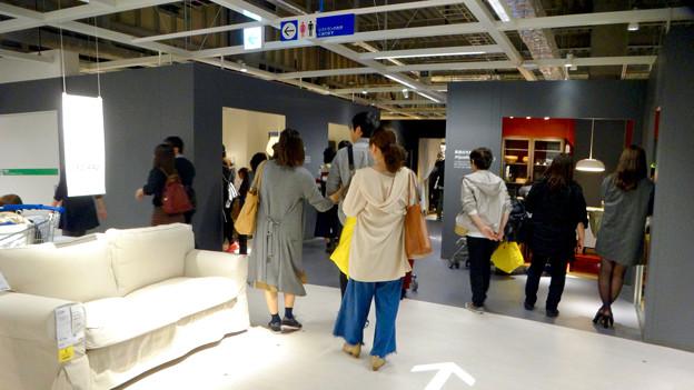 写真: オープン1ヶ月後でも大勢の人で賑わう「IKEA長久手」 - 55