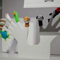 写真: オープン1ヶ月後でも大勢の人で賑わう「IKEA長久手」 - 63:可愛らしい指人形