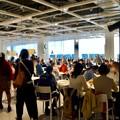 写真: オープン1ヶ月後でも大勢の人で賑わう「IKEA長久手」 - 74:2階にあるカフェ