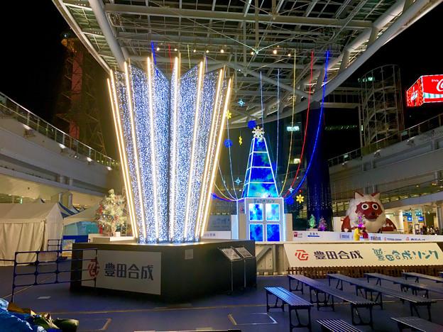 豊田合成リンク 2017のイルミネーション - 9