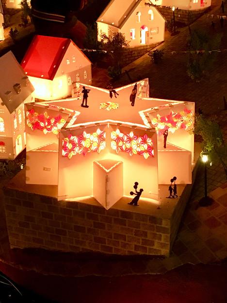 星が丘テラスのクリスマスイルミネーション 2017 No - 12