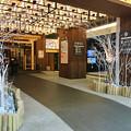 Photos: 大須商店街:冬っぽい装飾に変わってた万松寺 - 1