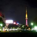 久屋大通公園南側から見た名古屋テレビ塔 - 3