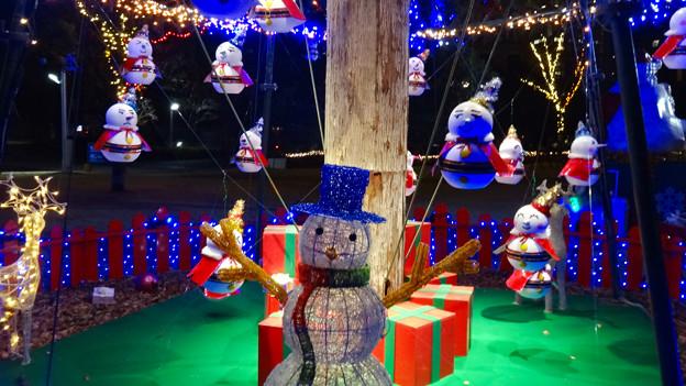 ノリタケの森のクリスマス・イルミネーション 2017 No - 4