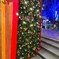 名古屋パルコ入り口のクリスマス・デコレーション 2017 No - 4