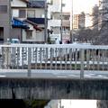 写真: 伊奴(いぬ)神社前の庄内用水 - 5