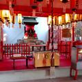 写真: 戌年で賑わう2018年正月の「伊奴(いぬ)神社」 - 19:玉主(たまぬし)稲荷社