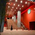 写真: 建物が完成した4月再開場予定の御園座 - 8:御園座入り口?
