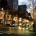 写真: 広小路通のイルミネーション - 2