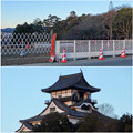 写真: 夕暮れ時の犬山城 - 3