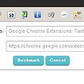 Chromeエクステンション:TwittMark(拡大)