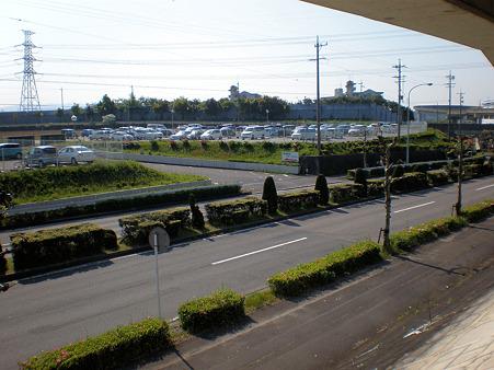 県道195号:光ヶ丘第二駐車場出入り口前_02