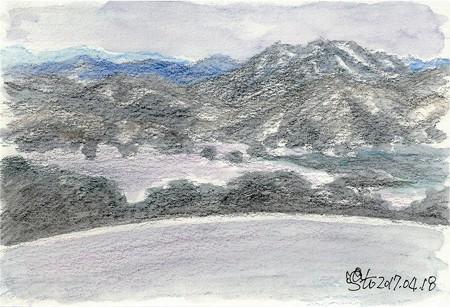 20170418凍った聖湖