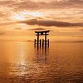 写真: 琵琶湖周遊の唄