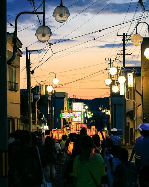 田楽灯籠祭り