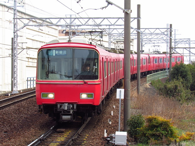 名鉄6518F