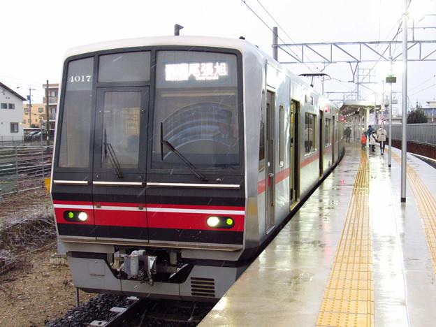 名鉄4017F