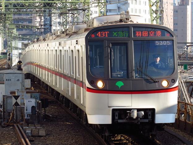 浅草線5305編成