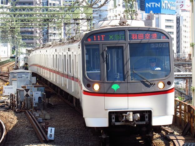 浅草線5302編成