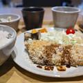 タニタのとんかつ定食