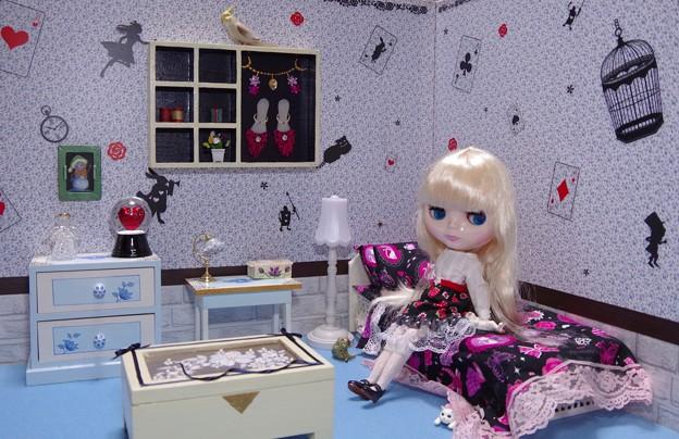 写真: アンブロジオの部屋