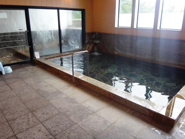 写真: 十郎の湯 内湯