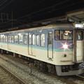 高尾駅の115系電車