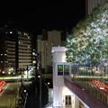 写真: JR南新宿ビル前から