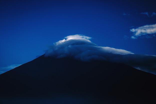 写真: 富士山之秋